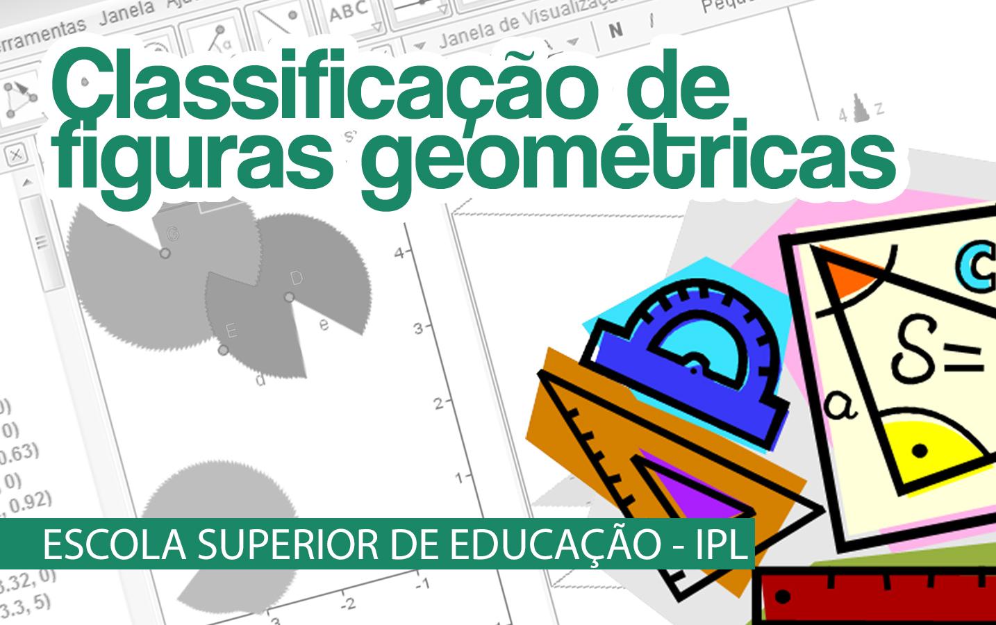 Classificação de Figuras Geométricas