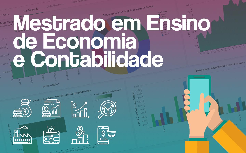 Mestrado em Ensino de Economia e Contabilidade